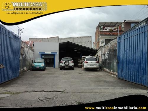 Terreno Comercial en Venta a Crédito Sector Terminal Terrestre Cuenca-Ecuador