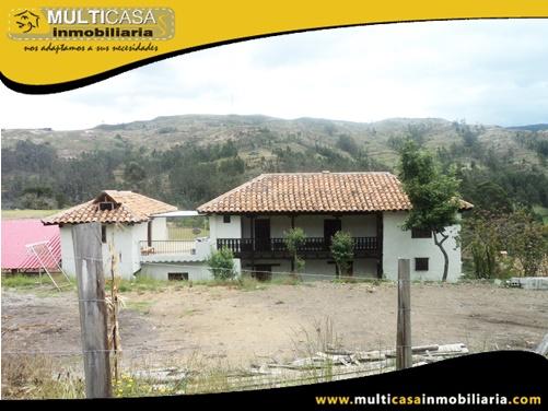 Quinta en Venta a Crédito Sector Quingeo-Ecuador