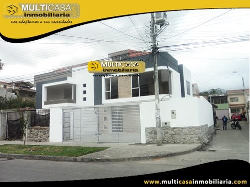 Casa en Venta a Crédito Sector Don Bosco Cuenca-Ecuador