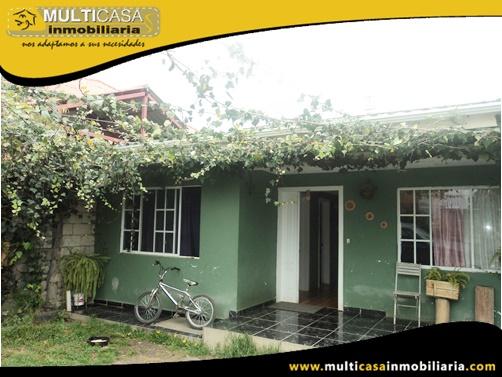 Casa en Venta a Crédito Sector Vía al Valle Cuenca-Ecuador
