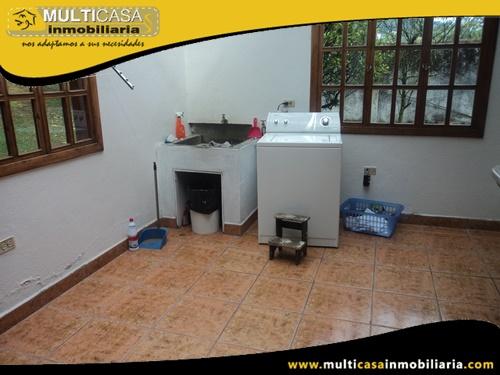 Casa en Venta a Crédito Sector San Joaquin Cuenca-Ecuador