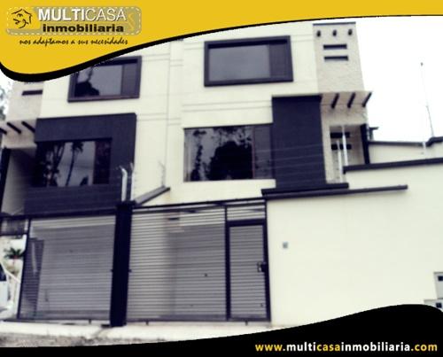 Casa en Venta a Crédito Sector Autopista-Punta Corral Cuenca-Ecuador