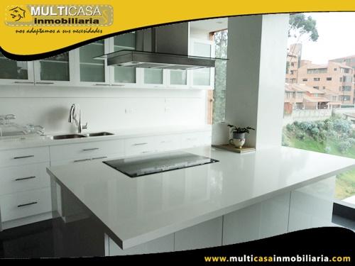 Penthouse Duplex en Venta a Crédito Sector Zona Rosa Cuenca-Ecuador
