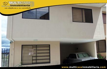Casa en Venta a Crédito en Condominio Privado Sector El Tejar Cuenca-Ecuador