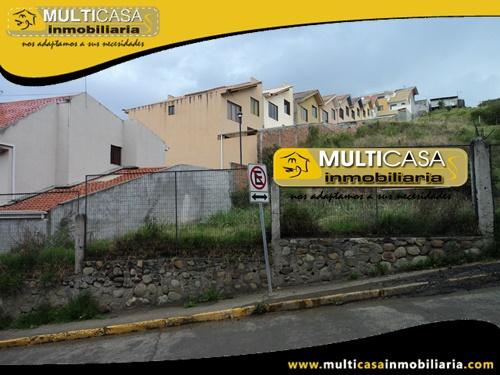 Terreno en Venta a Crédito con Licencia Urbanística Sector Las Pencas Cuenca-Ecuador