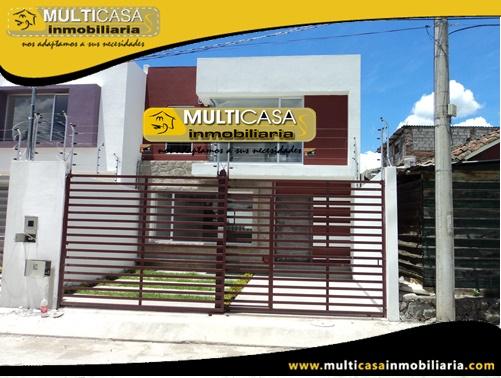 Casas en Venta a Crédito Sector Ordoñez Lasso Cuenca-Ecuador