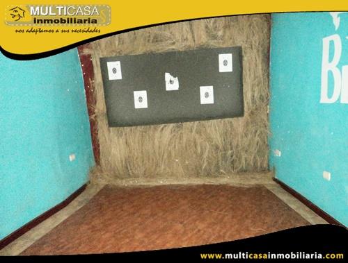 Casa Comercial en Venta a Crédito  Sector Centro de la Ciudad Cuenca-Ecuador