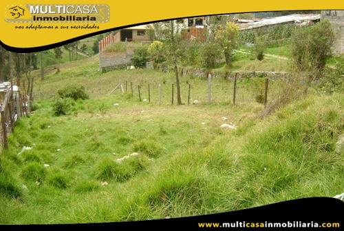Terreno en Venta a Crédito Sector Colegio Borja Cuenca-Ecuador