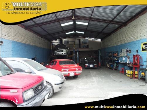 Casa Comercial en Venta a Crédito  Sector Totoracocha Cuenca-Ecuador