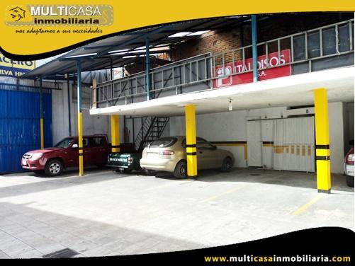 Propiedad Comercial en Venta a Crédito Sector Centro de la Ciudad Cuenca-Ecuador
