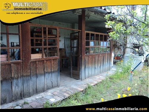 Casa en Venta a Crédito Sector Centro de la Ciudad Cuenca-Ecuador