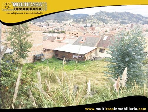 Terreno en Venta a Crédito Sector Entrada a Misicata Cuenca-Ecuador