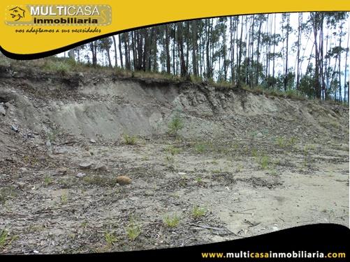 Terreno en Venta a Crédito con Licencia Urbanística Sector Misicata Cuenca-Ecuador