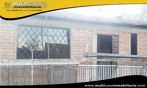 Casa en Venta a Crédito Sector Ricaurte Cuenca-Ecuador