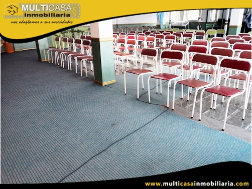 Edificio en Venta a Crédito Sector Remigio Crespo Cuenca-Ecuador