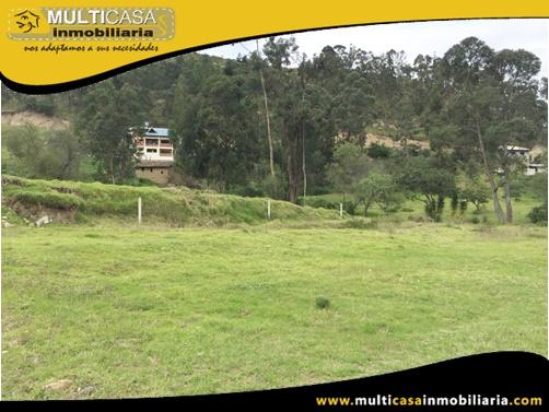 Terrenos en Venta a Crédito Sector Gomez Arriaga Azogues - Ecuador