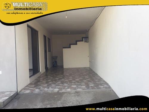 Casa en Venta a Crédito con Mini-suite independiente Sector Ciudadela la Pradera - Patamarca Cuenca-Ecuador