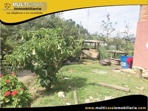 Casa en Venta a Crédito Sector Jadan - Uzhoc Cuenca - Ecuador