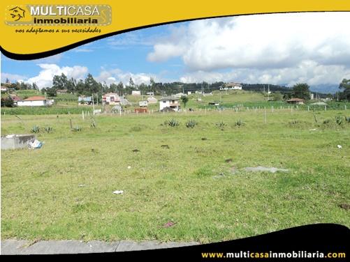 Terreno en Venta a Crédito Sector Vía al Valle Cuenca-Ecuador