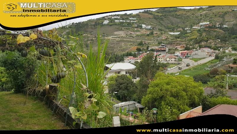 Quinta en Venta a Crédito Sector Centro de la Ciudad Paute-Ecuador