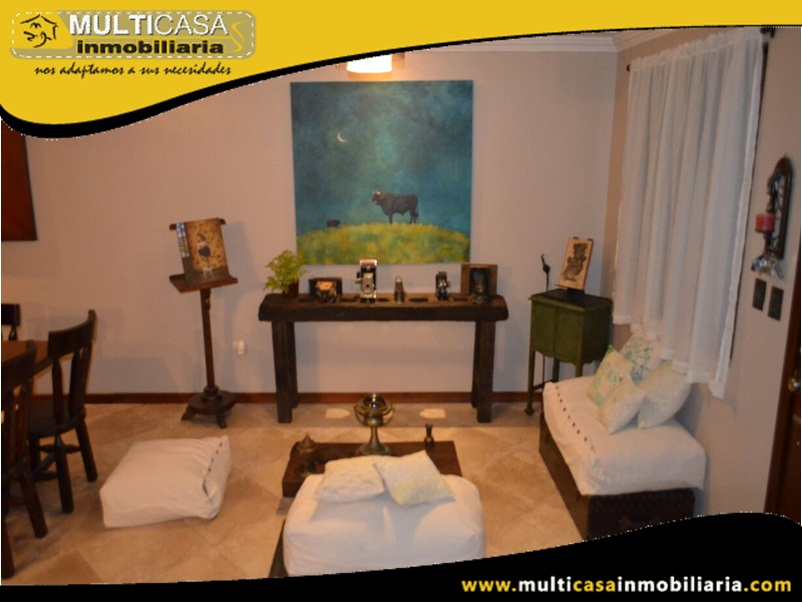 Casa en Venta a Crédito Sector Misicata Cuenca - Ecuador