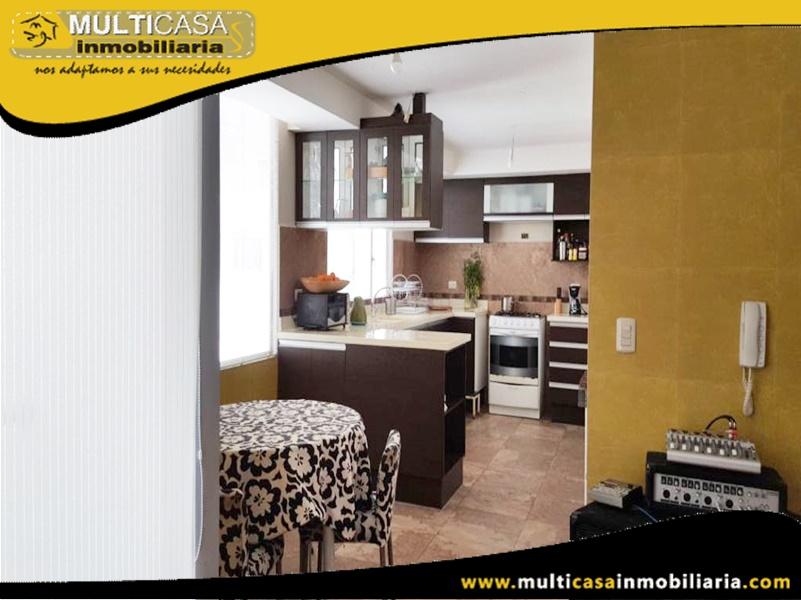 Penthouse Duplex en Venta a Crédito Sector el Mercurio Cuenca-Ecuador