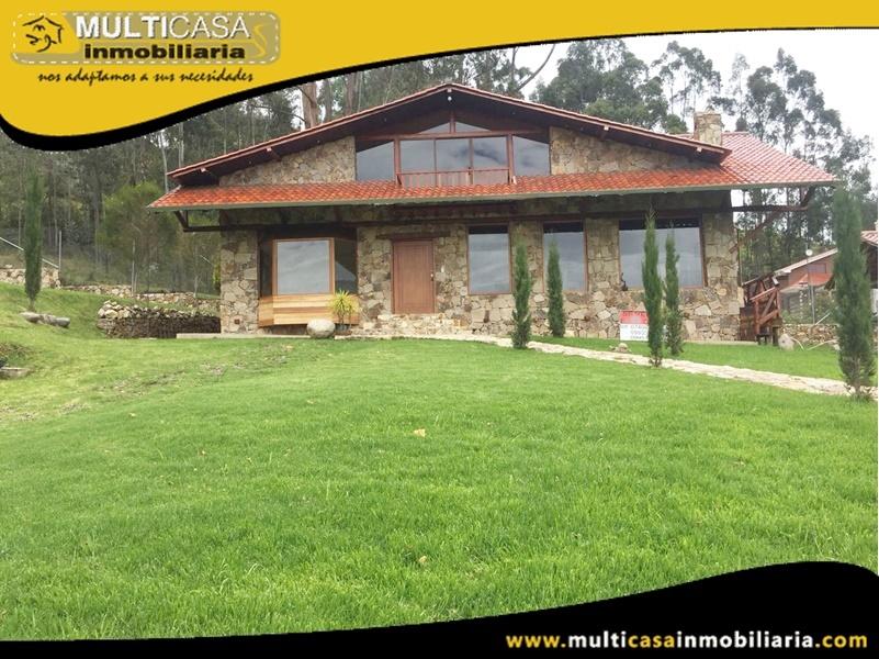 Casa en Venta a Crédito Sector Sinincay Cuenca-Ecuador