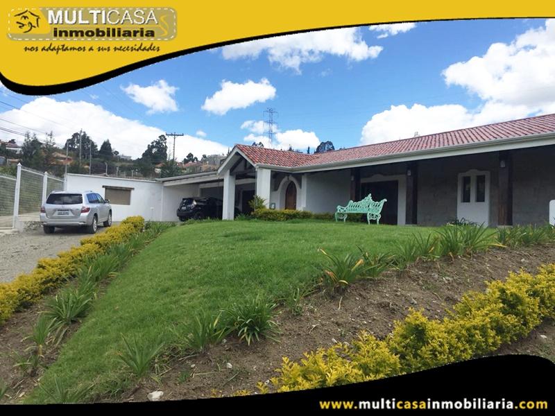 Casa en Arriendo Sector Challuabamba Cuenca - Ecuador