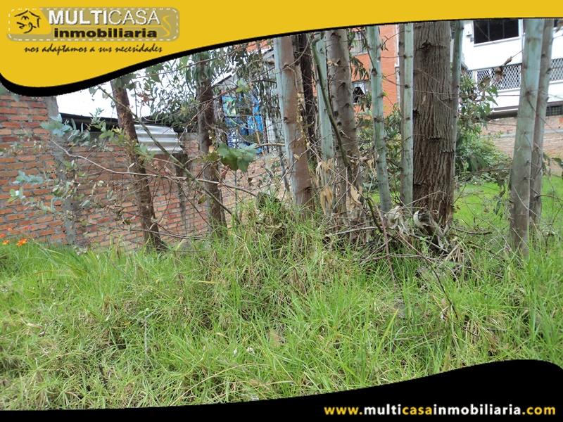 Terreno en Venta a Crédito Sector Crea Cuenca-Ecuador