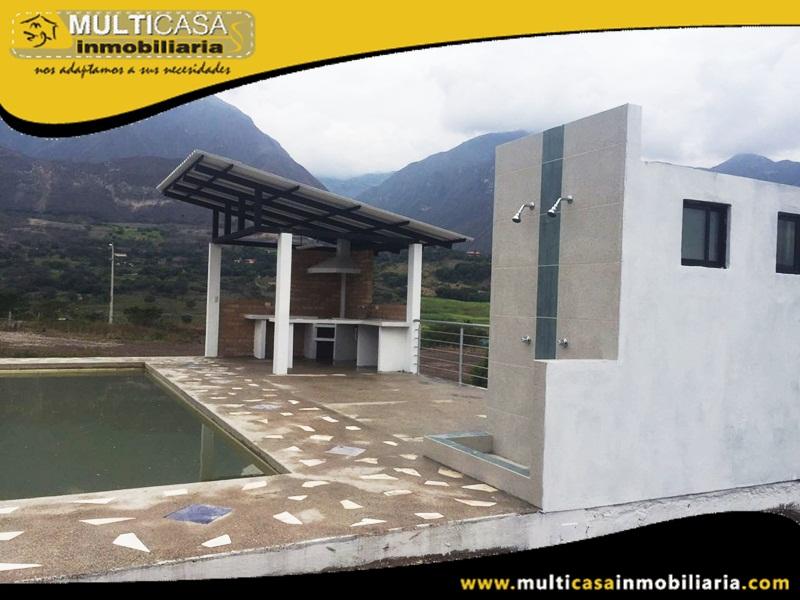 Quinta en Venta a Crédito Sector Yunguilla - Ecuador
