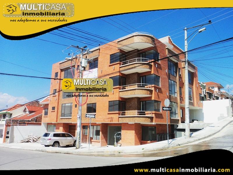 Edificio en Venta a Crédito Sector Misicata Cuenca-Ecuador