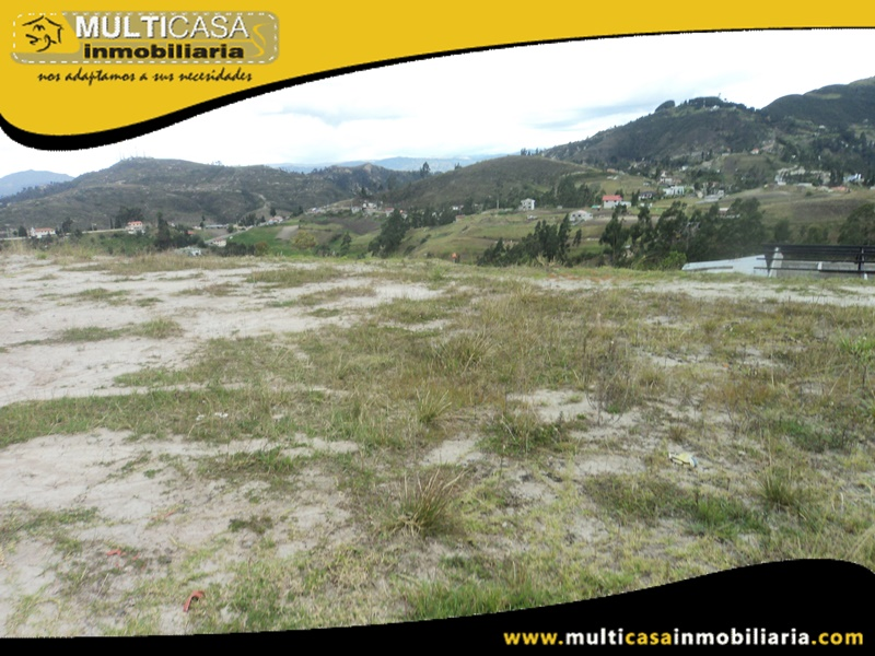 Terreno en Venta a Crédito Sector Turi Cuenca-Ecuador