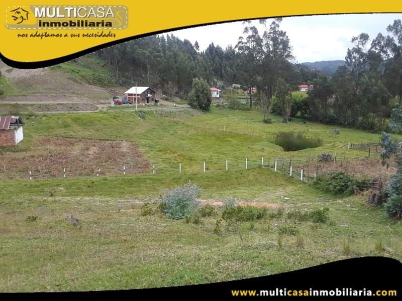 Venta de Lotes a Crédito Sector Sigsipamba Alto Vía a Deleg Cuenca-Ecuador