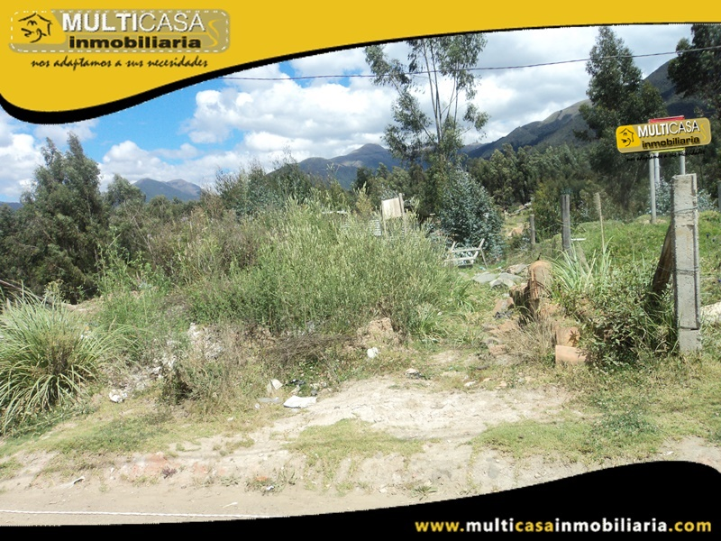 Lotes en Venta a Crédito Sector Racar Cuenca - Ecuador