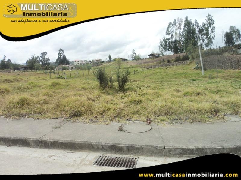 Terreno en Venta a Crédito Sector Monay-Baguanchi Cuenca-Ecuador