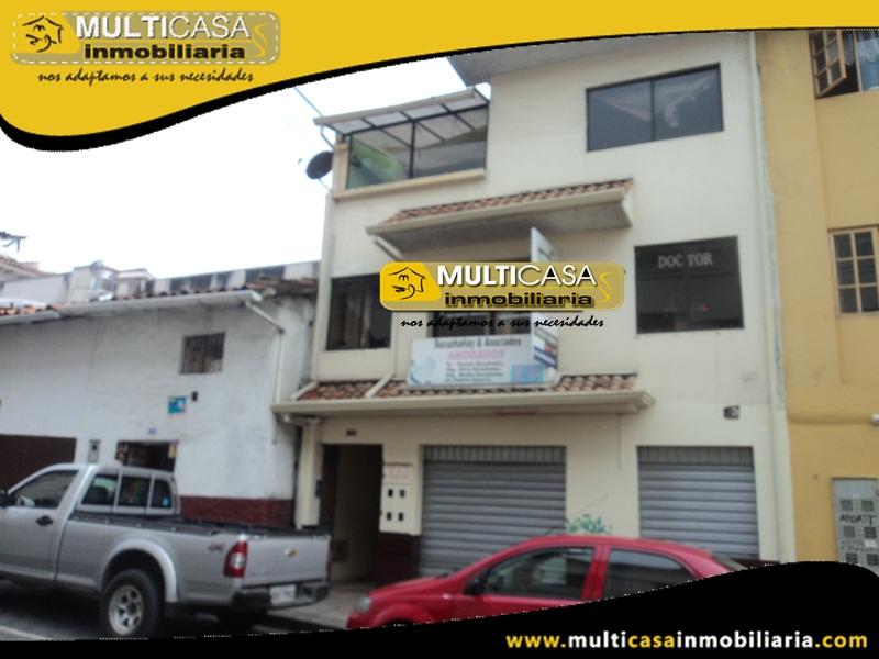 Casa en Venta a Crédito Sector Centro Histórico Cuenca - Ecuador
