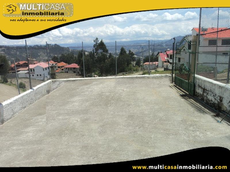 Casa en Venta a Crédito Sector Ricaurte Cuenca - Ecuador