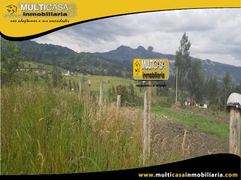 Terreno en Venta a Crédito Sector Jerusalen Biblian- Ecuador