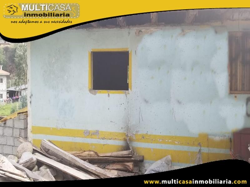 Casa en Venta a Crédito Sector Nazon Biblian-Ecuador