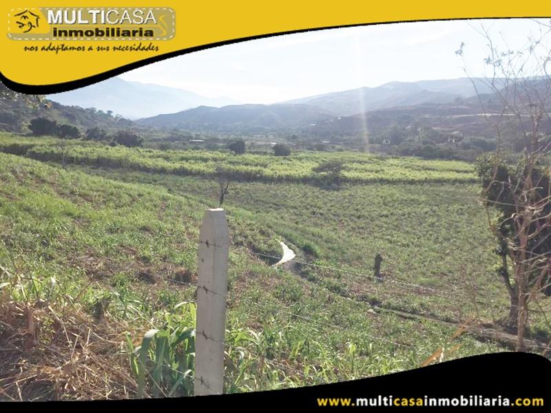 Hacienda en Venta a Crédito Sector Yunguilla-Ecuador