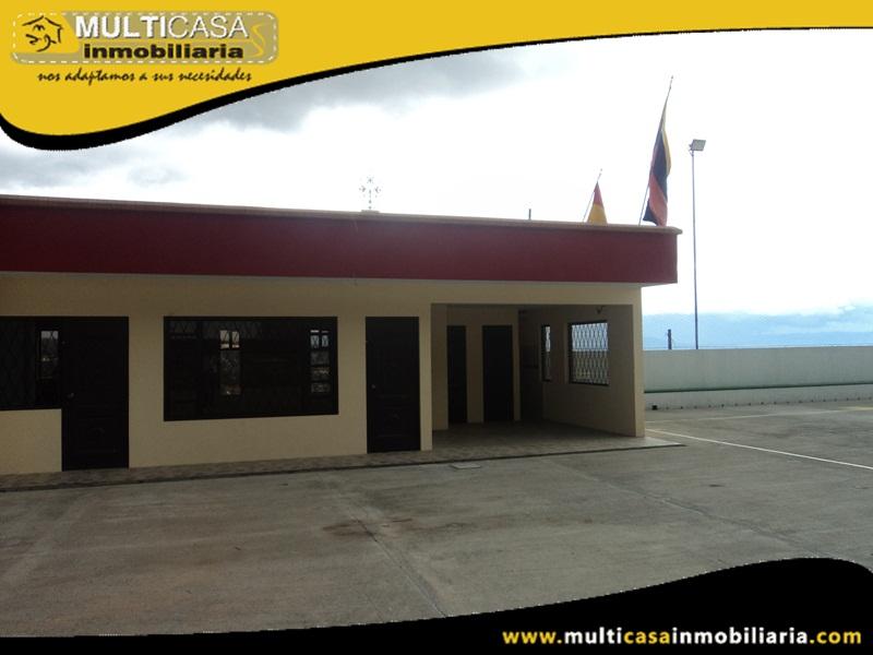 Se Arrienda Complejo Deportivo Sector San Joaquin Cuenca-Ecuador