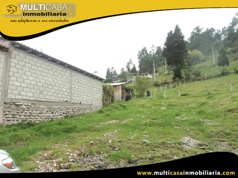 Terreno en Venta a Crédito con Licencia Urbanística Sector Turi Cuenca-Ecuador