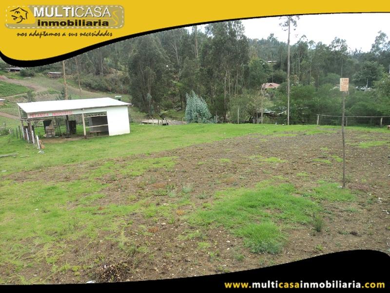 Terreno Comercial en Venta a Crédito Sector Ricaurte Cuenca-Ecuador