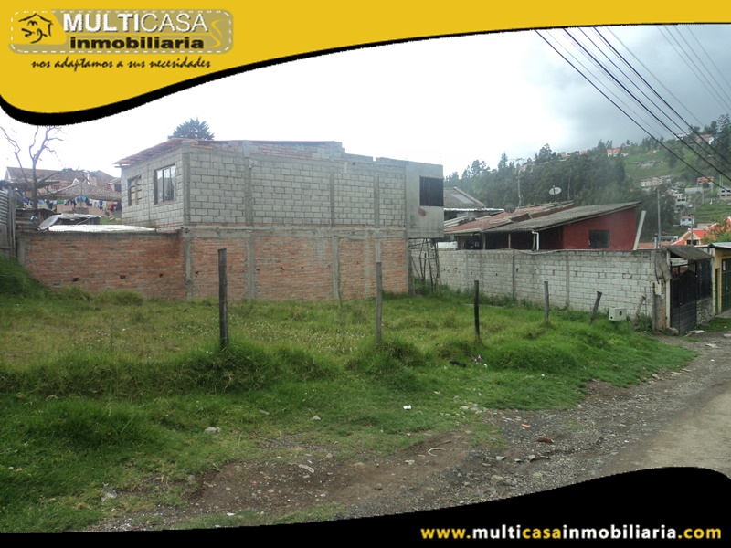 Terreno con Licencia Urbanística  en Venta a Crédito Sector Narancay Cuenca-Ecuador