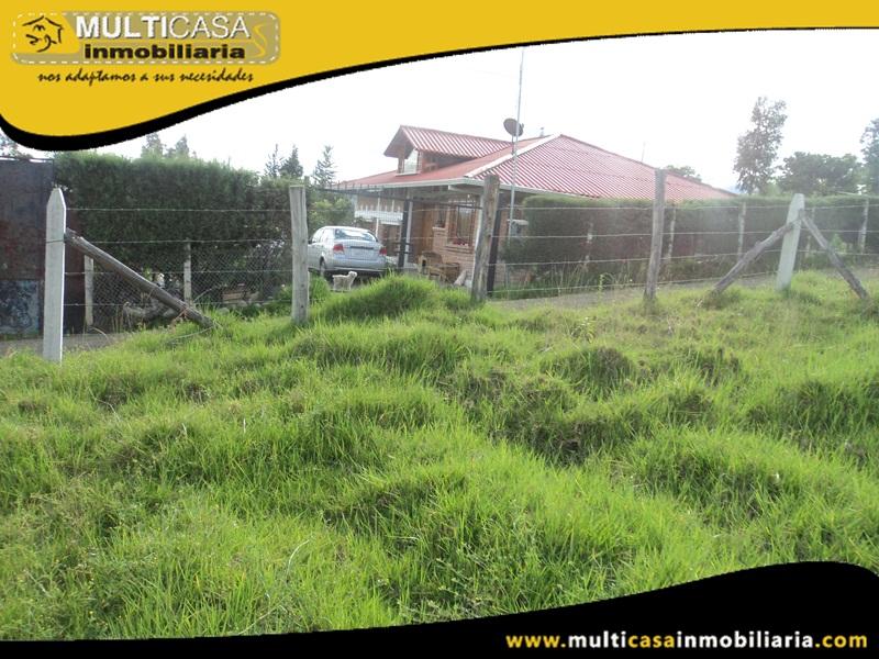 Terreno en Venta a Crédito  Sector Sinincay Cuenca-Ecuador
