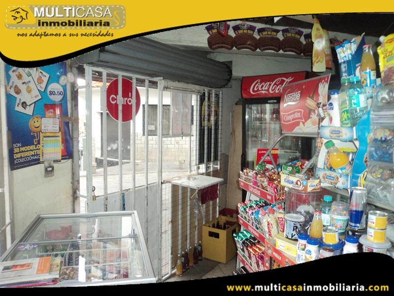 Negocio en Venta Sector El Vecino Cuenca-Ecuador