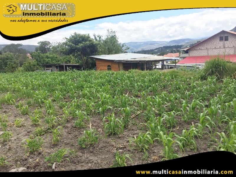 Terreno en Venta a Crédito Sector Ricaurte Cuenca-Ecuador