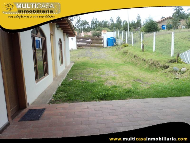 Casa en Arriendo Sector Zhullin Azogues-Ecuador
