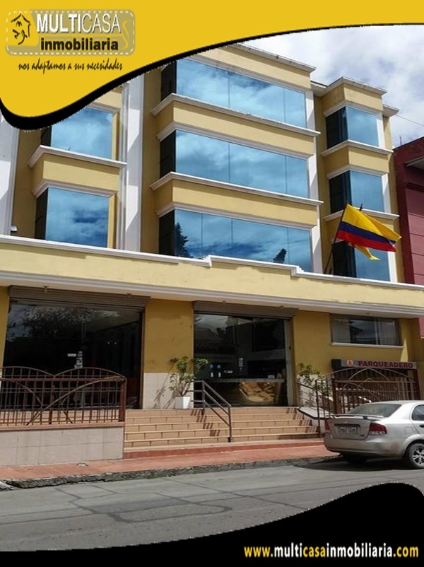 Hotel en Venta a Crédito Sector Chola Cuencana Cuenca-Ecuador