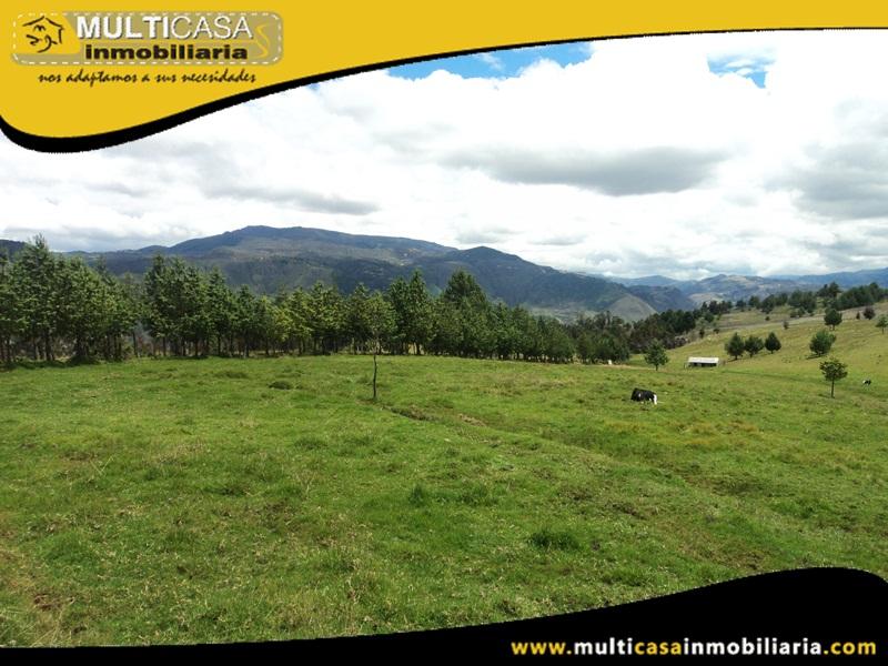 Hacienda en Venta a Crédito de 51 Hectáreas Sector Susudel - Ecuador